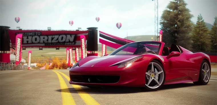 'Forza Horizon' Pack de Reserva / Xbox 360