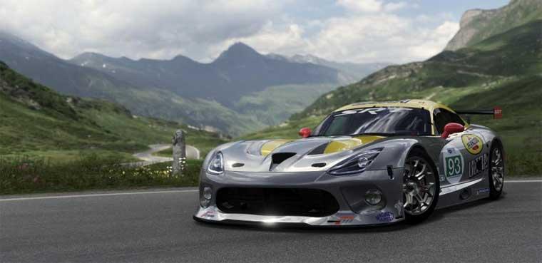 Comienza el Desafío ALMS con forza motorsport 4 / Xbox 360