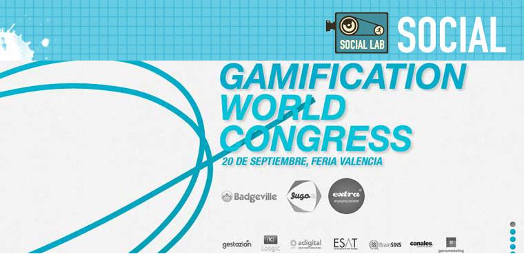El Primer Congreso Internacional sobre 'Gamificatión' en Europa tendrá lugar en Valencia.