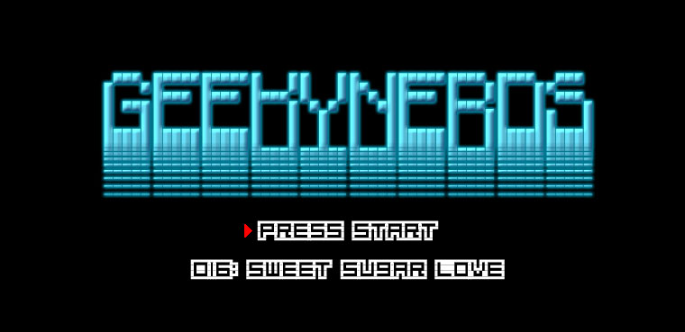Geekynerds 016: sweet Sugar love