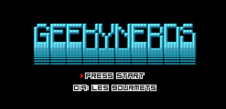 Geekynerds 019: Les Gourmets