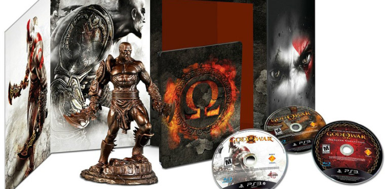 God of War Omega Edition - PS3