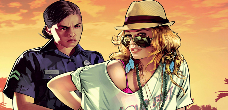 'grand theft auto V' entrevista a sus creadores / PS3, Xbox 360, PC
