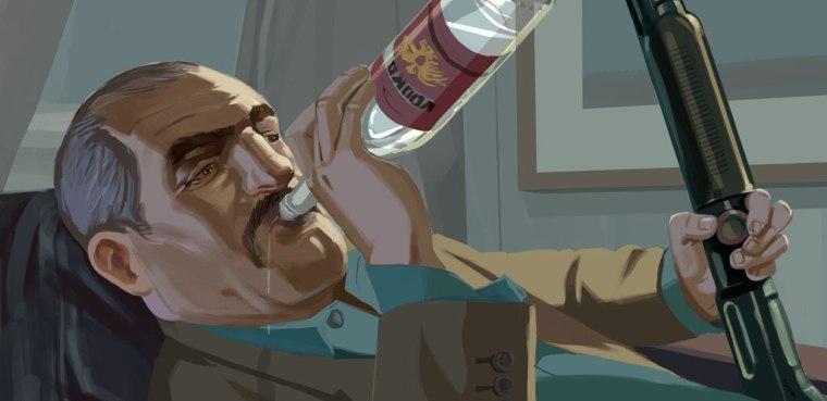 Grand Theft Auto IV: The Ballad of Gay Tony - PS3, Xbox 360