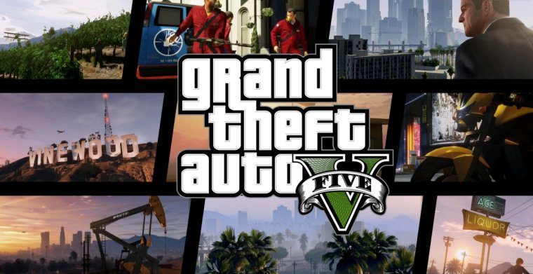 Grand Theft Auto V - PC, PS3, Xbox 360
