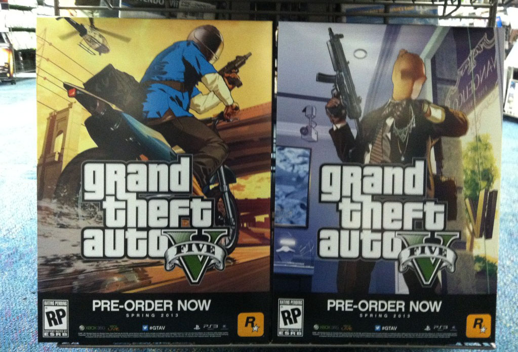 Grand Theft Auto V para PS3 y Xbox 360