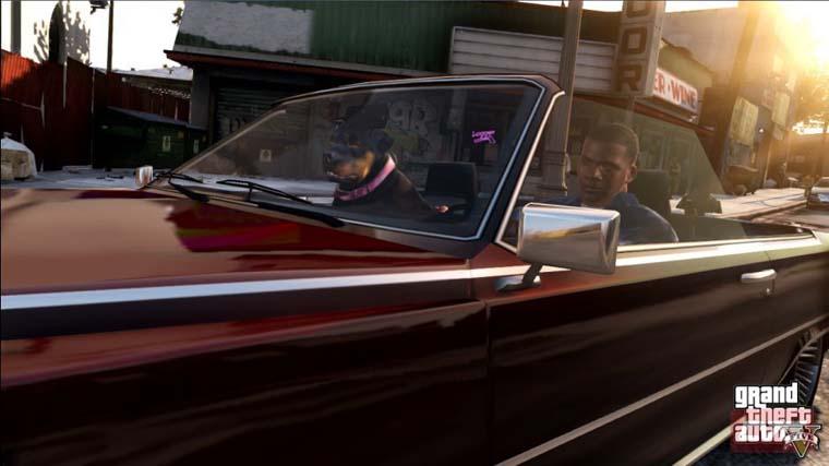Grand Theft Auto V para PS3 y Xbox 360