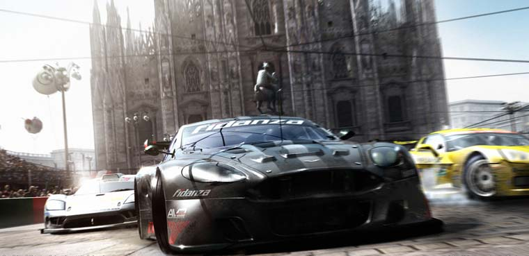 Grid 2 para PC, PS3 y Xbox 360