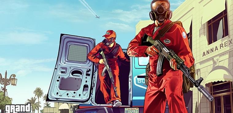 GTA V Xbox 360 PS3
