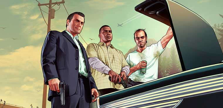 GTA V PC PS3 Xbox 360
