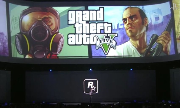 GTA V Pronto en PS4
