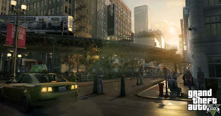 GTA V para PS3, PS4, Xbox 360, Xbox 720
