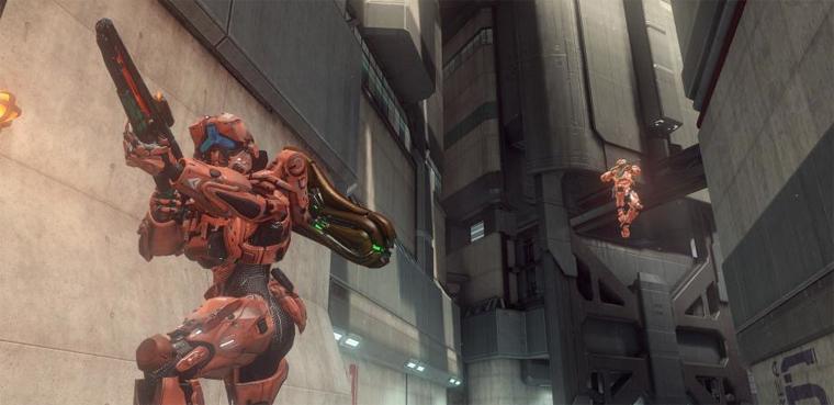 HALO WEEK: DROP SHOCK te trae nuevos contenidos de 'Halo 4' / Xbox 360