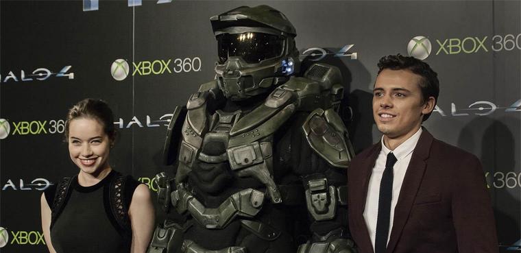 'Halo 4' consigue 220 millones / Xbox 360
