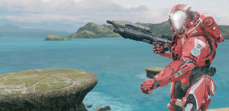 Halo 4: Forge Island para Xbox 360