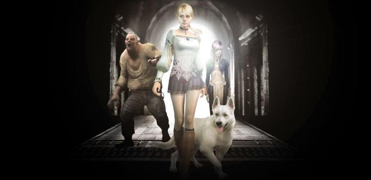 Haunting Ground - PS2, PS3