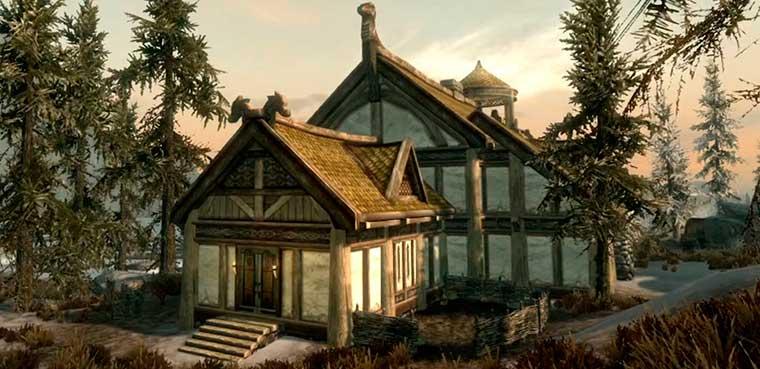 Anunciada la nueva expansión para 'Skyrim'