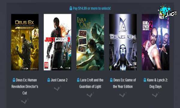 humble squaere enix bundle2