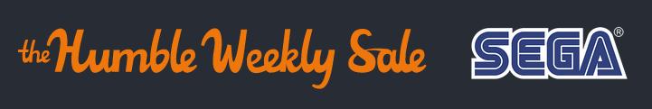 Humble weekly de sega