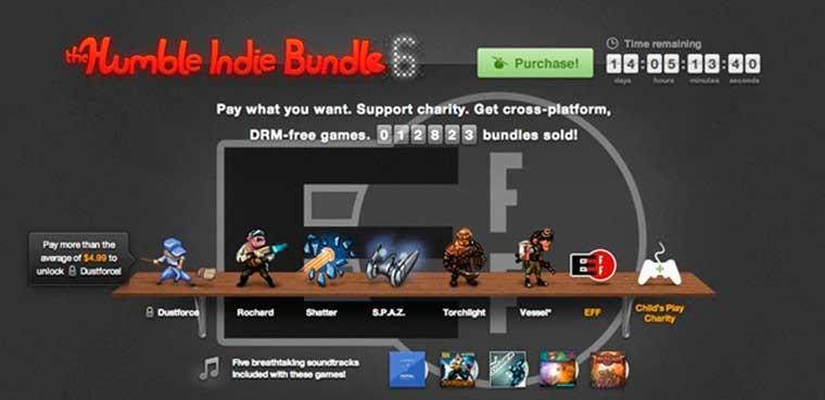 Humble Bundle 6