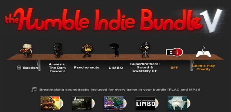 Humble Bundle V