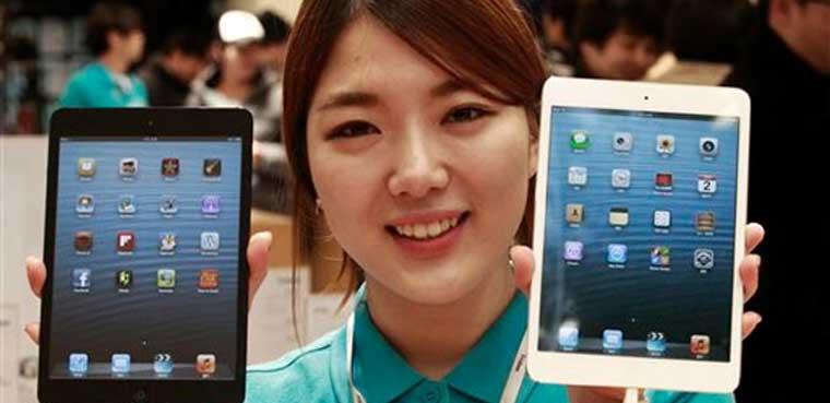 iPad Asia iOS