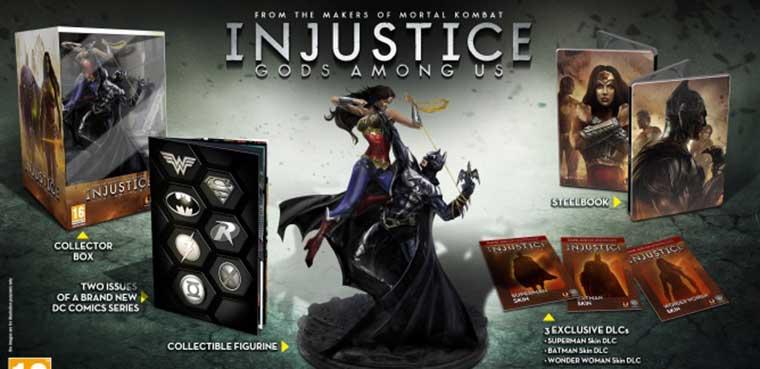 Injustice:Gods Among Us