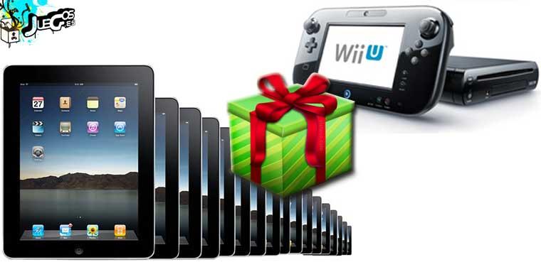iPad y WiiU