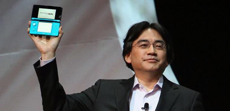 """Las ventas de Nintendo 3DS fuera de Japón son """"débiles"""""""