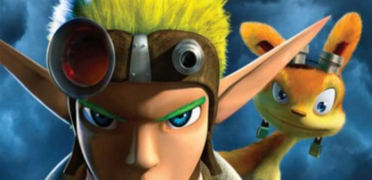 Jak and Daxter Collection para Vita