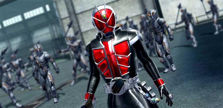 Kamen Rider nos desvela más detalles / PS3
