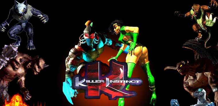 Killer Instinct llegará a Xbox One