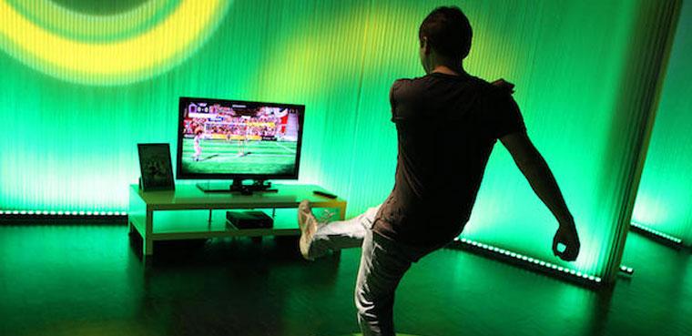 Nuevo centro de rehabilitación virtual con Kinect para personas con esclerosis múltiple para Xbox 360