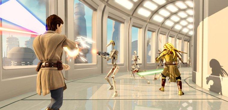 LucasArts presenta el tráiler de lanzamiento de 'Kinect Star Wars'