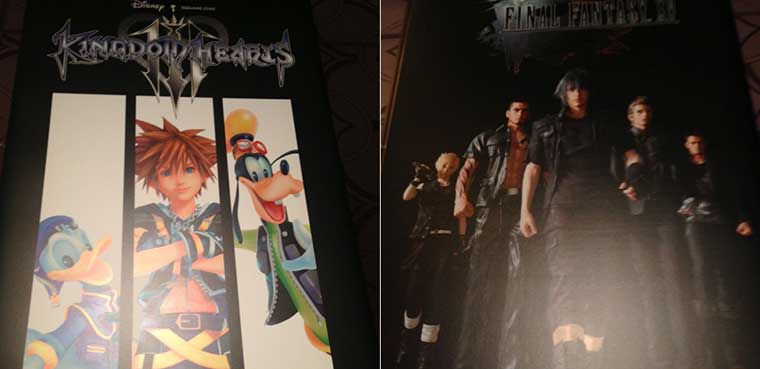 Square Enix Final Fantasy Kingdom Hearts