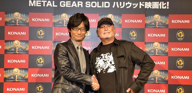 Se confirma la película sobre 'Metal Gear Solid'