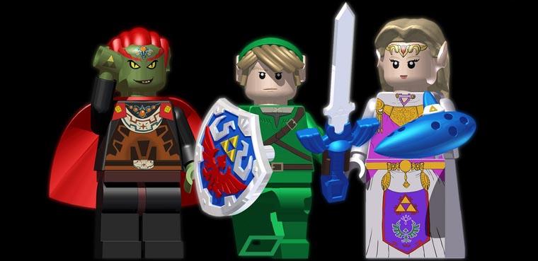 Lego - Legend of Zelda