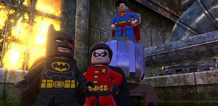 Lego Batman 2 para Wii U