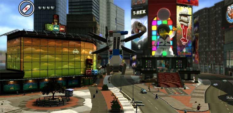 'LEGO City Undercover' muestra su primer trailer en castellano / Wii U