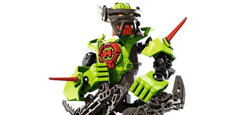 'LEGO Hero Factory': Brain Attack llega el próximo mes / juegos online, móviles
