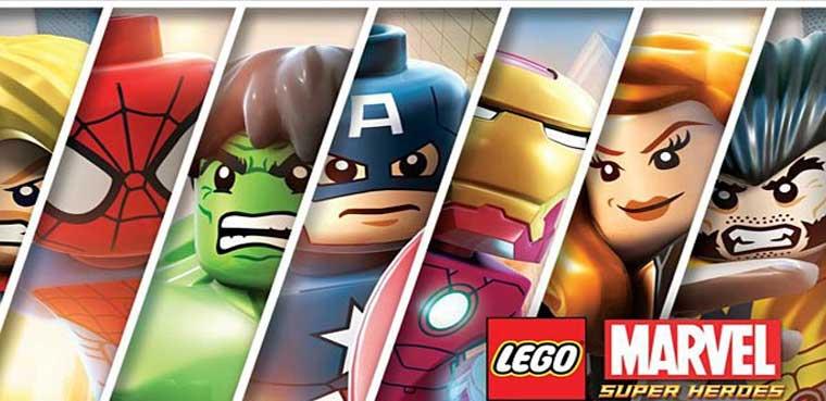 'LEGO Marvel Super Heroes' Primeros Detalles / PC, PS3, Xbox 360, DS, 3DS, Wii U, PS Vita