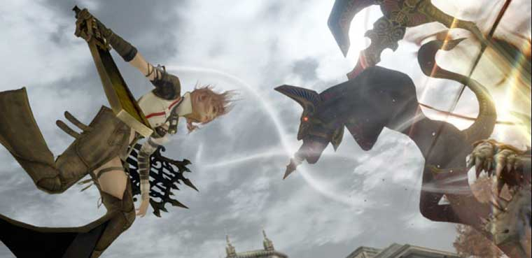 Lightning Returns PS3 Xbox 360