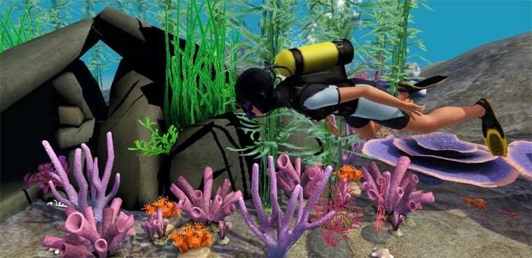 Los Sims 3: Aventura en la Isla lleva a tus Sims al paraiso / PC, Mac