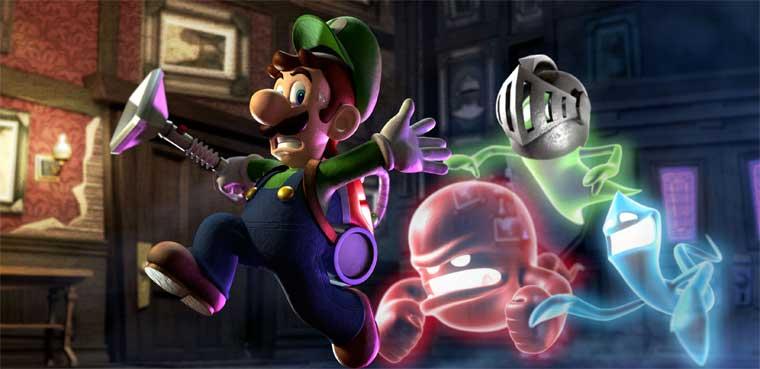 'Luigi's Mansion 2' contará con modo multijugador online / 3DS