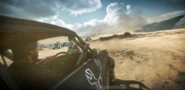 Mad Max Xbox One PS4