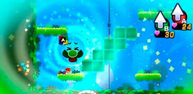 Mario y Luigi: Dream Team Bros.
