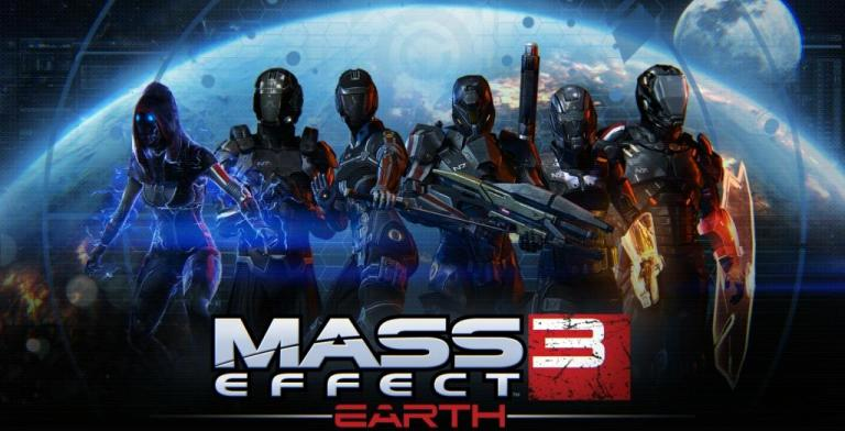 Mass Effect 3 - PC, PS3, Xbox 360