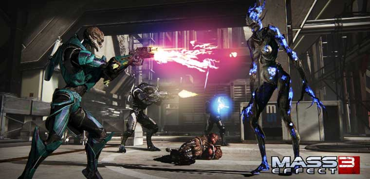 Mass Effect 3: Reckoning para PC, PS3 y Xbox 360