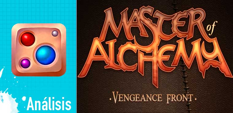 'Master of Alchemy Vengeance Front' para iOS