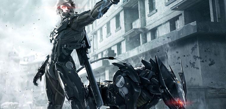 Metal Gear Rising: Revengeance PS3 Xbox 360 Platinum Wii U PC